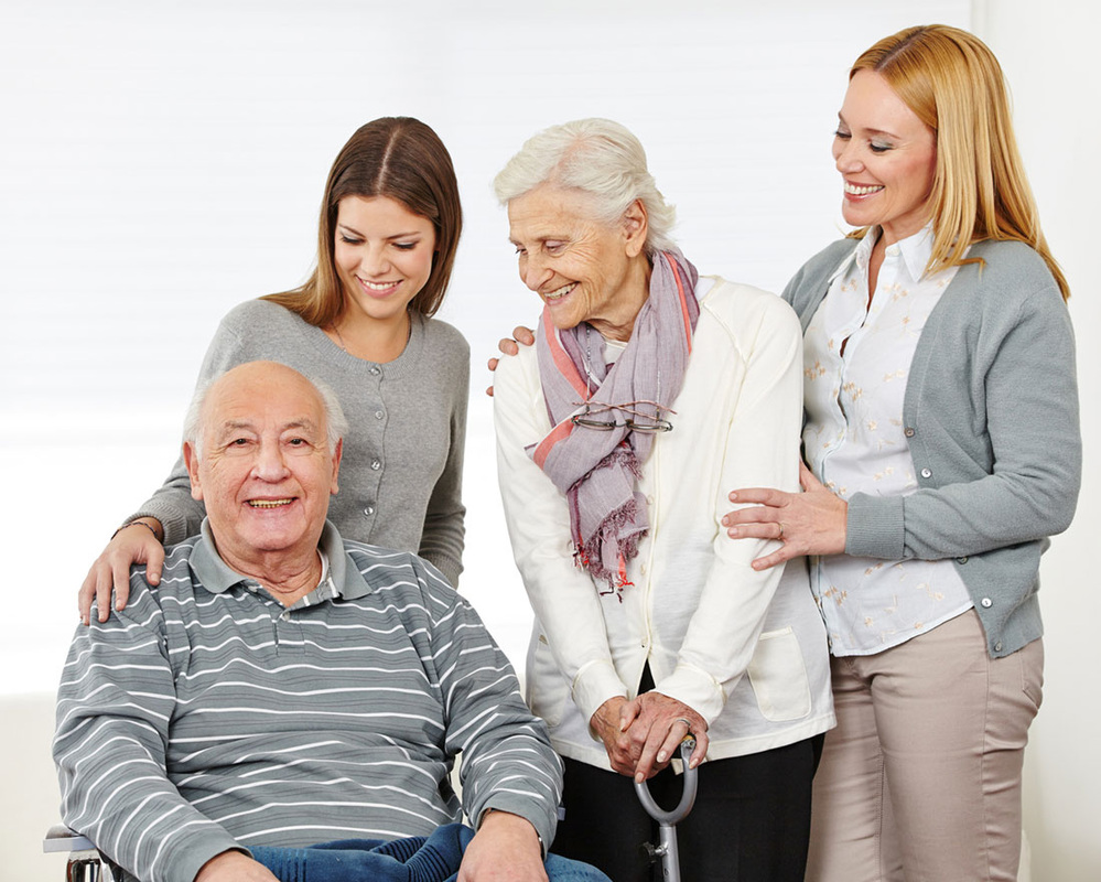 Troskliwa opieka dla seniora