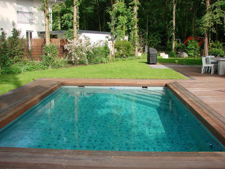 Przenośne baseny ogrodowe
