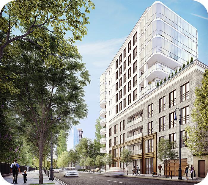 Nowe inwestycje mieszkaniowe w Warszawie